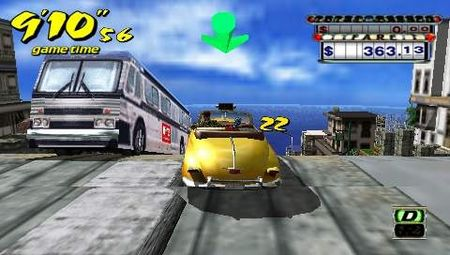 Crazy Taxi: Fare Wars - 08646