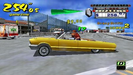 Crazy Taxi: Fare Wars - 08632
