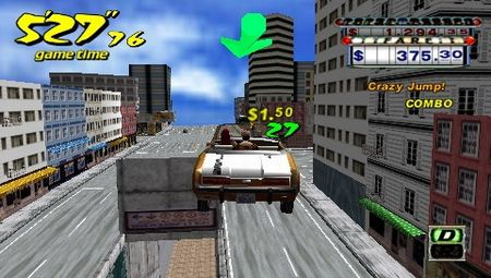 Crazy Taxi: Fare Wars - 08634