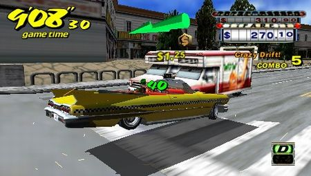 Crazy Taxi: Fare Wars - 08637