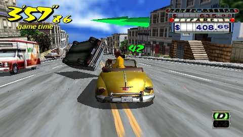 Crazy Taxi: Fare Wars - 08639
