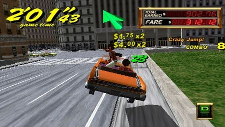 Crazy Taxi: Fare Wars - 08641