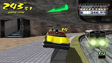 Crazy Taxi: Fare Wars - 08621