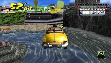 Crazy Taxi: Fare Wars - 08622