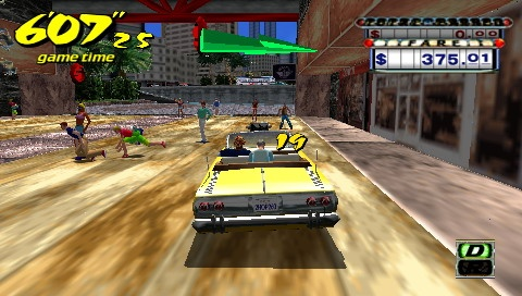 Crazy Taxi: Fare Wars - 08624