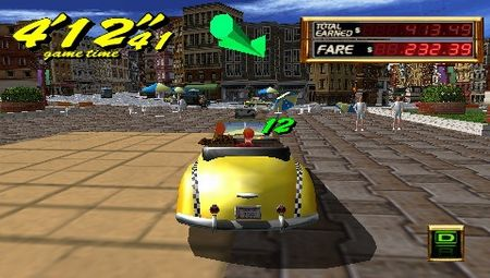 Crazy Taxi: Fare Wars - 08625