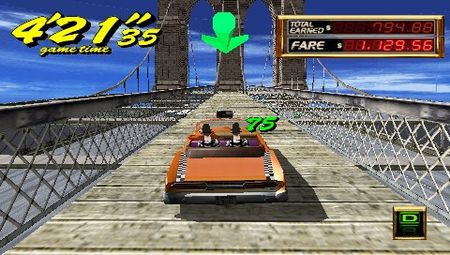 Crazy Taxi: Fare Wars - 08626