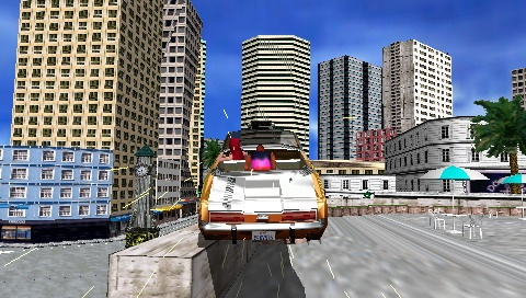 Crazy Taxi: Fare Wars - 08627