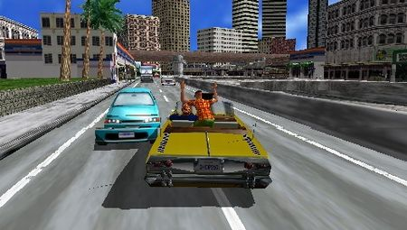 Crazy Taxi: Fare Wars - 08628