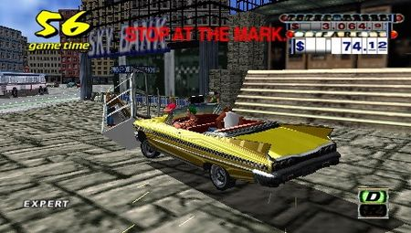 Crazy Taxi: Fare Wars - 08629
