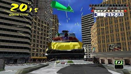 Crazy Taxi: Fare Wars - 08608