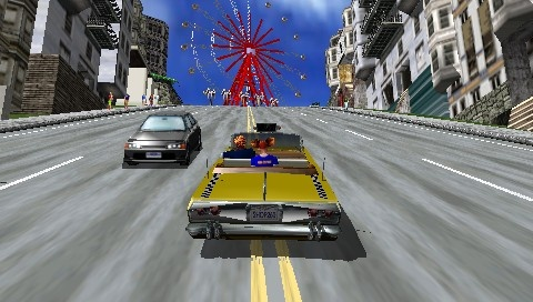 Crazy Taxi: Fare Wars - 08609