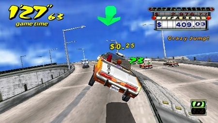 Crazy Taxi: Fare Wars - 08612