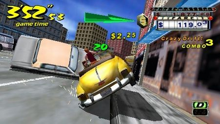 Crazy Taxi: Fare Wars - 08613