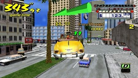Crazy Taxi: Fare Wars - 08614