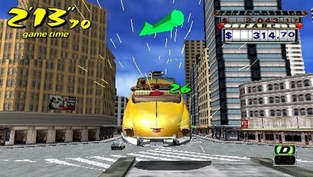 Crazy Taxi: Fare Wars - 08615