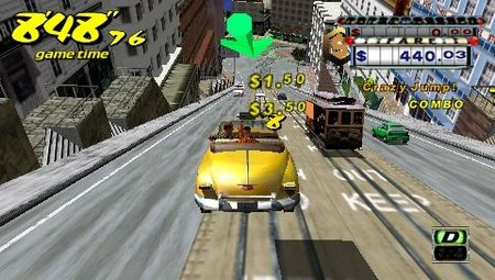 Crazy Taxi: Fare Wars - 08616