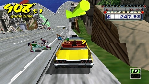 Crazy Taxi: Fare Wars - 08617