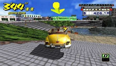 Crazy Taxi: Fare Wars - 08618