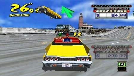 Crazy Taxi: Fare Wars - 08619