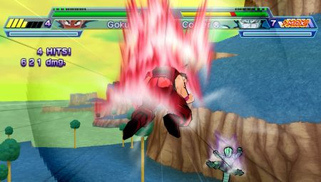 Dragon Ball Z Shin Budokai: Another Road - 07413