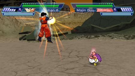 Dragon Ball Z Shin Budokai: Another Road - 07407
