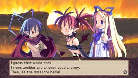 Disgaea: Afternoon of Darkness - 09697