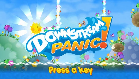 Downstream Panic! - 10284