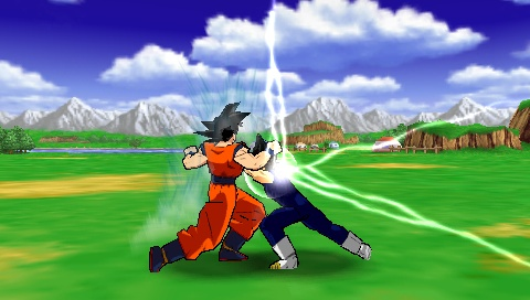 Dragon Ball Z: Shin Budokai - 03542
