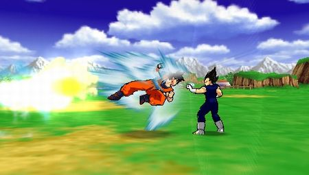 Dragon Ball Z: Shin Budokai - 03545