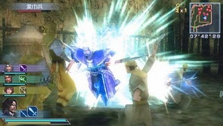 Dynasty Warriors: Strikeforce - 10971