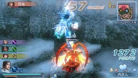 Dynasty Warriors: Strikeforce - 10976