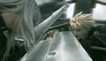 Final Fantasy VII: Advent Children - 01977