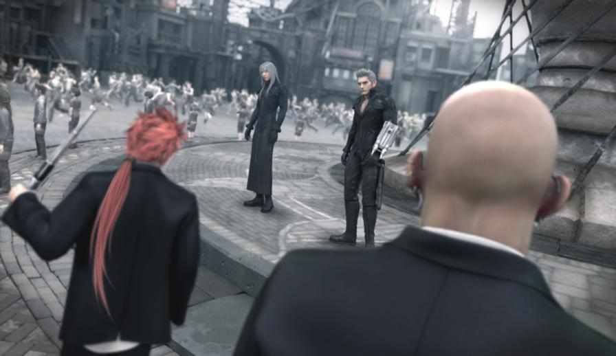 Final Fantasy VII: Advent Children - 01985