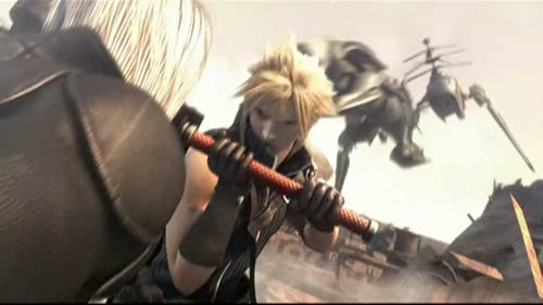 Final Fantasy VII: Advent Children - 01989