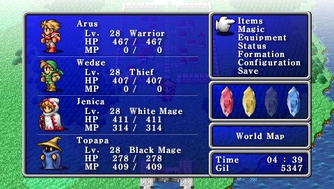 Final Fantasy I: Anniversary Edition - 09675