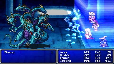 Final Fantasy I: Anniversary Edition - 09658