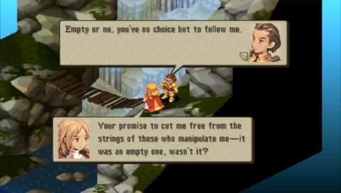 Final Fantasy Tactics: The Lion War - 09119