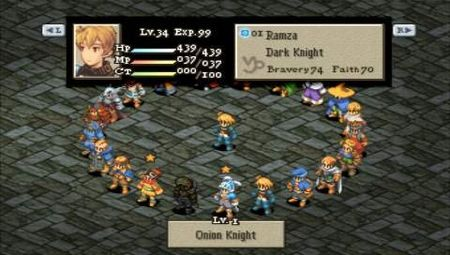 Final Fantasy Tactics: The Lion War - 09120