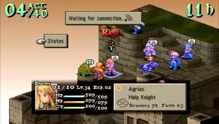 Final Fantasy Tactics: The Lion War - 09124
