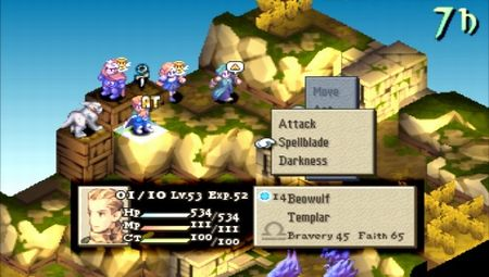 Final Fantasy Tactics: The Lion War - 09127