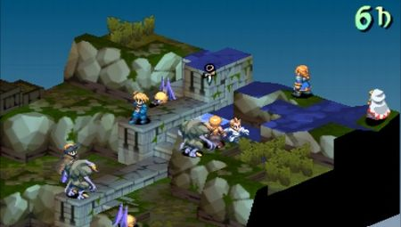Final Fantasy Tactics: The Lion War - 09130