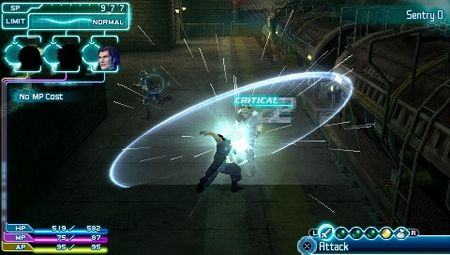 Crisis Core: Final Fantasy VII - 10584