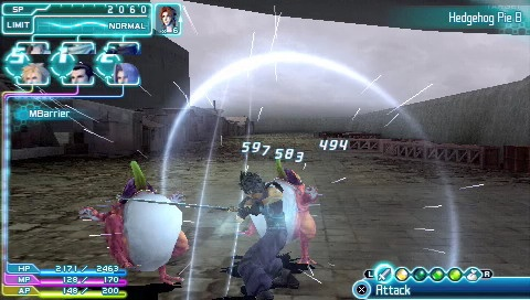 Crisis Core: Final Fantasy VII - 10595