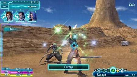 Crisis Core: Final Fantasy VII - 10602