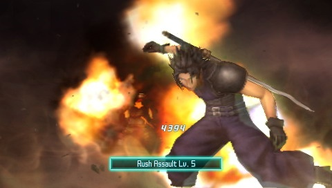 Crisis Core: Final Fantasy VII - 10604