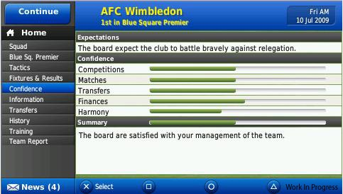 Football Manager Handheld 2010 - 11693