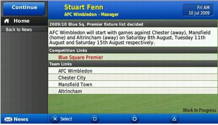 Football Manager Handheld 2010 - 11696
