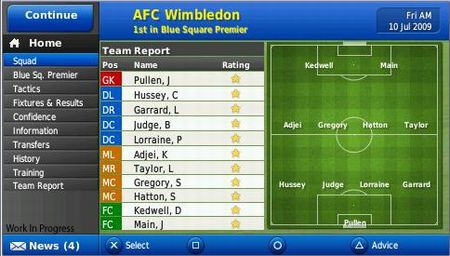 Football Manager Handheld 2010 - 11697