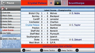Football Manager Handheld 2008 - 10263